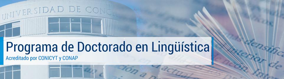 Programa de Magíster en Lingüística