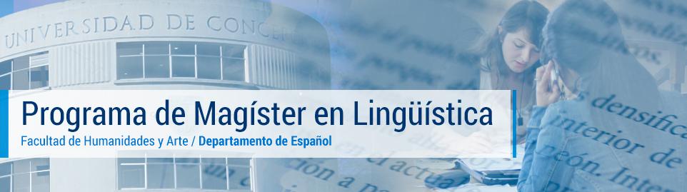 Programa de Doctorado en Lingüística