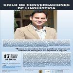 """Imagen Invitación a la charla """"Bases neuronales de las palabras nuevas en hablantes bilingües de español e inglés"""""""